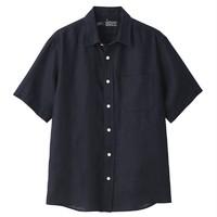 MUJI 无印良品 M9SC423 男士衬衫