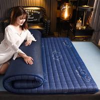 移动端 : 琳豆豆  乳胶记忆棉床垫加厚10cm 90*200cm
