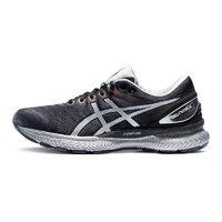 18日0点:ASICS 亚瑟士 GEL-NIMBUS 22  1011A978-001 男士减震跑鞋
