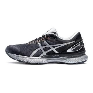 18日0点 : ASICS 亚瑟士 GEL-NIMBUS 22  1011A978-001 男士减震跑鞋