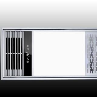 Micoe 四季沐歌 四季沐歌(MICOE)多功能五合一铝合金面板风暖浴霸风暖浴室取暖器暖风机卫生间浴霸灯 适用集成吊顶M-YF5038
