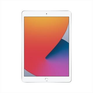Apple 苹果 iPad 2020款 10.2英寸 iOS 平板电脑(2160x1620dpi、A12、128GB、WLAN版、银色、MYLE2CH/A)