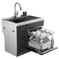 Midea 美的 美的集成洗碗机XQ02