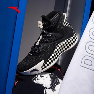 ANTA 安踏 安踏篮球鞋男鞋2021新款KT5汤普森好莱坞高帮运动鞋112011101