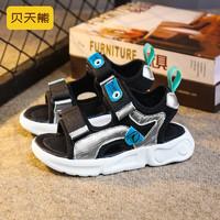 BeiTianXiong 贝天熊 中大童沙滩凉鞋