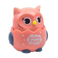 JIMITU 吉米兔 按压滑行猫头鹰小玩具