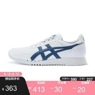 Onitsuka Tiger 鬼塚虎 DUALIO 1183A856-200 情侣款舒适休闲鞋