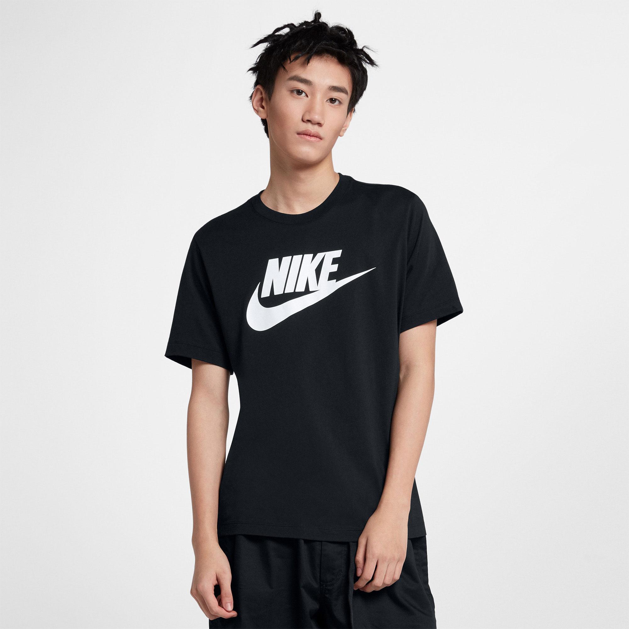 1日0点 : NIKE 耐克 NSW AR5005 男子短袖T恤
