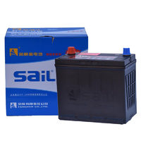 sail 风帆 风帆(Sail)汽车电瓶蓄电池46B24LS 12V 现代雅绅特