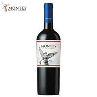 MONTES 蒙特斯  经典梅洛红葡萄酒 750ml