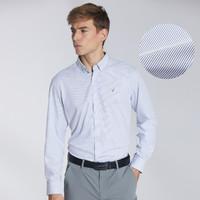 NAUTICA 诺帝卡  NCZS010168E06 男士条纹长袖衬衫