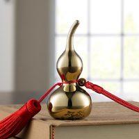 铜师傅  铜葫芦系列 好运铜葫芦