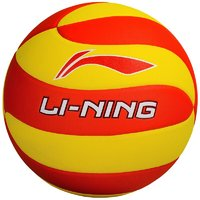 LI-NING 李宁 李宁LI-NING 5号比赛级PU材质排球男女沙滩排球 LVQK003-3