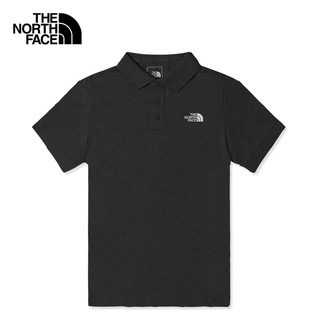 THE NORTH FACE 北面 NF0A5B1O 男款全棉Polo衫
