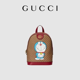 GUCCI 古驰 6478162VOAG Doraemon x Gucci联名系列 双肩包