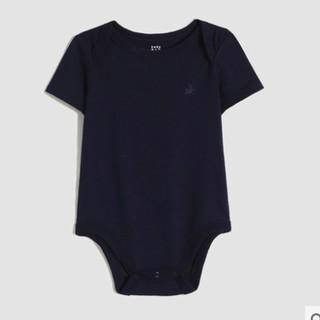 Gap 盖璞 婴儿纯棉短袖连体衣