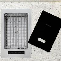 18日0点:8H ×美仕杰联名款 M3-1 智能水槽净洗机 单槽
