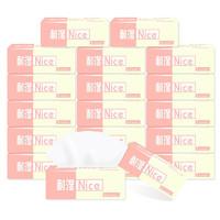 Nice 耐湿系列 抽纸 4层*60抽 12包(180*118mm)