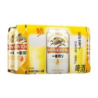 88VIP:KIRIN 麒麟 一番榨系列 330ml罐装 6连包