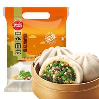 限地区:思念 中华面点 香菇素菜包 750g