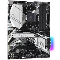 ASRock 华擎 B550 Pro4主板(AMD B550Socket AM4)