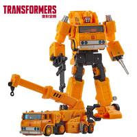 Transformers 变形金刚 Hasbro 孩之宝 变形金刚 地出航行家级系列 吊车 E7164
