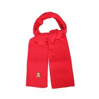 88VIP:MOSCHINO 莫斯奇诺  M209530620 小熊刺绣Logo围巾