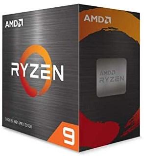 AMD  Ryzen 9 5900X 12核24线程 处理器