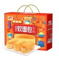 88VIP:达利园 软面包香橙味 600g