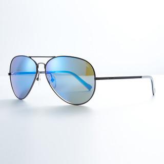 LACOSTE 拉科斯特 Lacoste飞行员男女款太阳眼镜中性镀彩膜休闲时尚墨镜