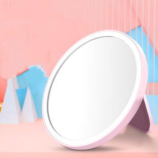 路奈 化妆镜 桌面款 15cm