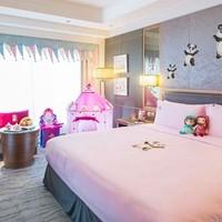 北京嘉里大酒店童趣主题房1晚(含早餐+乐园门票)