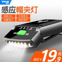 TanLu 探露 头戴式LED强光充电头灯