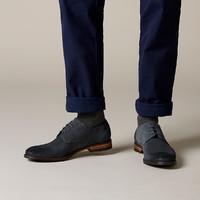 Clarks 其乐 clarks其乐男鞋Flow Plain商务正装皮鞋英伦德比鞋