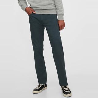 Gap 盖璞 604078 男士帅气直筒中腰牛仔裤