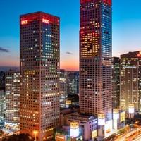 北京柏悦酒店豪华大床房1晚(含双早+柏悦尽享时刻下午茶+晚餐)