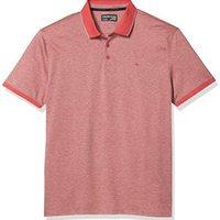 Calvin Klein 卡尔文·克莱 男士马球条纹Polo衫
