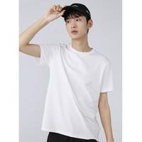 PEACEBIRD MEN 太平鸟风尚男装 BWDAB2132 中性款短袖T恤