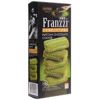 Franzzi 法丽兹 抹茶慕斯巧克力味曲奇 115g/盒