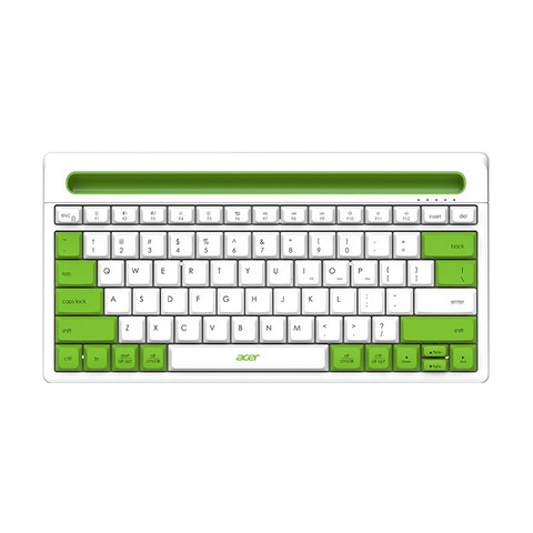 acer 宏碁 LK-818H 双模无线蓝牙键盘