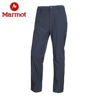Marmot 土拨鼠 E34227 男士耐磨速干长裤