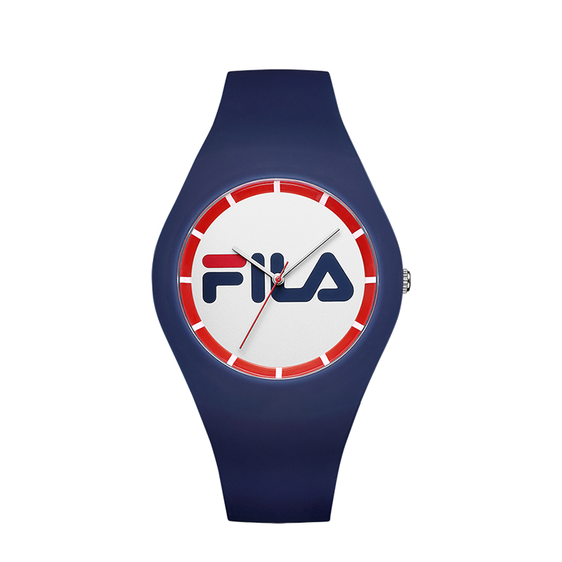 FILA 斐乐 FLL38-671 硅胶运动果冻表