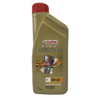Castrol 嘉实多 极护 钛流体全合成机油 5W-40 SN 1L/桶 韩国进口 汽车保养