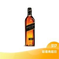 超值商超日:尊尼获加 黑方苏格兰威士忌 500ml