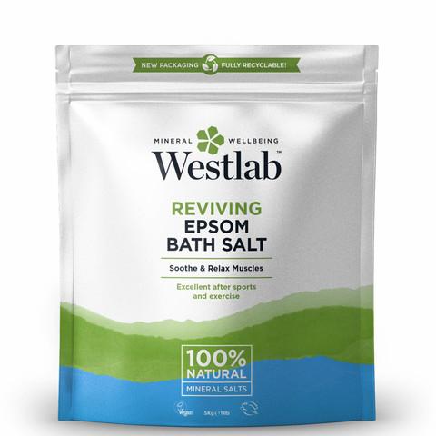 WESTLAB 英国天然浴盐 5kg