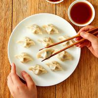17日6点:思念 手打天下 菌菇三鲜水饺  1.08kg