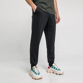 FILA 斐乐 斐乐男裤FUSION系列运动裤纯棉宽松系绳收口男式针织裤子男