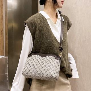 Simier 斯米尔 女包单肩包2021新款潮网红时尚百搭高级感女士单肩斜挎包潮流