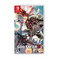 Nintendo 任天堂 Switch游戏卡带《噬神者3》中文