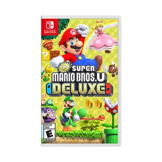 Nintendo 任天堂 Switch游戏卡带《超级马里奥兄弟U DX 豪华版》中文